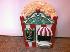 Christmas Popcorn House My Little Pony * OOAK Painted Custom Littlest Pet Shop