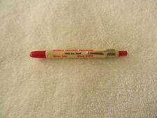 Vintage wax/large lead pencil Denver, Colo.