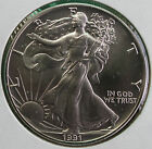 1991 BU American Silver Eagle Dollar Uncirculated ASE US Mint Bullion Coin