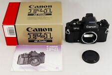 [Mint in Box] Canon New F1 with AE Finder SLR Film Camera Body Free Ship #N331