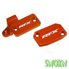 RFX Front Brake & Clutch Master Cylinder Reservoir Caps KTM 400 525 EXC-F 00-05