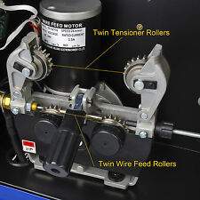 Twin Wire Feed