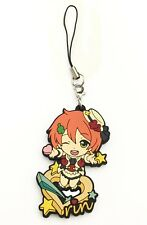 Love Live School Idol Project PVC Strap Keychain ~ Rin Hoshizora with Name LL02