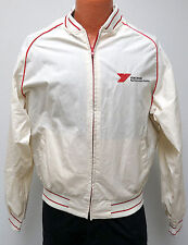 vtg YOKOHAMA PERFORMANCE RADIALS Racing Jacket XL 80s/90s auto tires Windbreaker