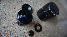 Kenko Japan Fish-Eye 180 Camera Lens w Both Caps 49mm Ring + Case Screw Mount