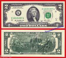 ESTADOS UNIDOS USA K DALLAS TEXAS 2 Dollars dolares 2013 SC / UNC