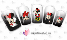 Nailart Nageldesign Water Transfer Nagelsticker Tattoo  Cartoon Maus B2253