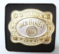 936110 Buckle Boucle de ceinture Jack Daniels-produit sous licence