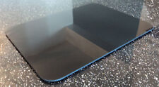NEW Tuftop Black Plain Smooth Glass Chopping Cutting Board Kitchen Worktop Saver
