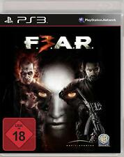 F.E.A.R. 3  -  FSK 18 / PLAYSTATION 3 PS3