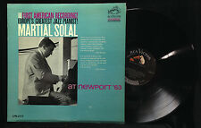 Martial Solal-At Newport '63-RCA 2777-MONO