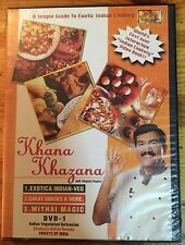 Khana Khazana with Sanjeev Kapoor (DVD, REGION ALL)