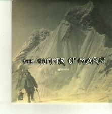 (DE194) The Summer Of Mars, Glaciers - 2005 DJ CD