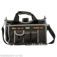 10233 Electricians Technicians Multi-Purpose Tool Bag Case Shoulderbag 400mm
