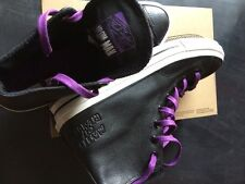 converse chuck taylor black sabbath  size 9.5 genuine leather 1970's reissue