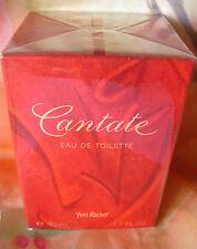 Parfum Yves Rocher Cantate Eau de Toilette 50 ml neu OVP Folie Box+ Miniatur 7,5