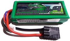 Turnigy 1400mAh 3s 11.1v 40c 80c LiPo for Traxxas 1/16 Mini E-Revo Summit Slash