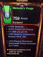 Diablo 3 Primal Antigua merodeadores Demon Hunter Set Parche 2.5 XBOX ONE Softcore