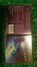 YES,Sabbath,Strawbs,Bowie,Stevens; Rick Wakeman out of blue signed cd no dvd lp