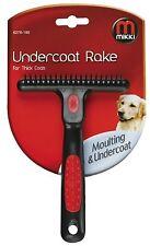 Mikki DOG ANTI-GROVIGLIO undercoat Rastrello per moulting & DOUBLE / Thick sotto cappotti SMA