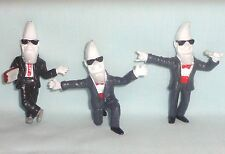 MCDONALDS MASCOT MAC TONIGHT MOON MAN TRAVEL TOY PVC VINYL FIGURE SET 1988