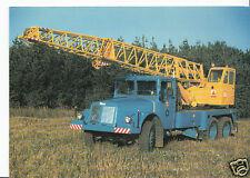 Industry Vehicles Postcard - Popular Autocrane HSC - EB156