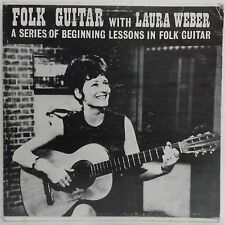 Folk Guitar With Laura Weber - A Series of Beginning Lessons in Folk Guitar LP