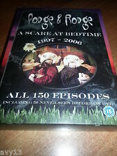 PODGE AND RODGE A SCARE AT BEDTIME 1997-2006 ALL 150 EPISODES 8 DVDS NEW/SEALED