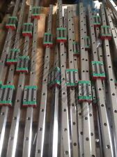 2xHGH20-400/1000/1500mm& RM2005--400/1000/1500mm ballscrew &BK/BF15 &couplers