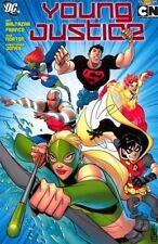 Young Justice Vol. 1 by Kevin Hopps and Art Baltazar (2012, Paperback)