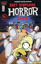 Bart simpson horror show #17 variant COVER LIMITÉ 999 ex. Bande dessinée Action 2013