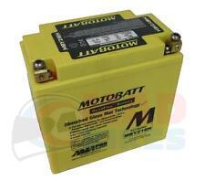 MOTOBATT MBYZ16H  UPGRADE AGM BATTERY BMW R1200GS (04-09) 20% EXTRA CRANKING