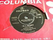 Donald Peers,I'm A Dreamer/Come Take My Hand (Columbia 1964)