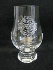 Glencairn Crystal Whisky Tasting Glass- Celtic Cross