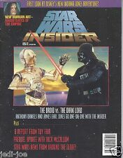 Star Wars Insider Issue #25 Interview Anthony Daniels and James Earl Jones