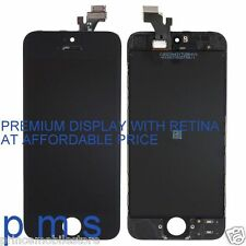 iPhone 5 5g black Digitizer Touch Panel with LCD Display Screen Replacement