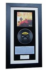 RYAN ADAMS Ashes & Fire CLASSIC CD Album GALLERY QUALITY FRAMED+FAST GLOBAL SHIP