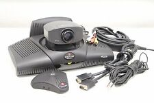 Polycom ViewStation PVS-1419 NTSC ISDN Video Conference System With Accessories