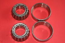 NORTON 88 99 650SS ES2 ATLAS TRITON STEERING HEAD BEARING TAPER  CONVERSION
