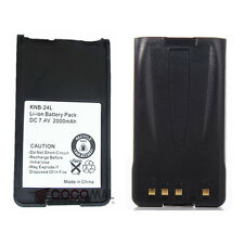 2000mAh 7.4V KNB-57 Battery For Kenwood KNB-57L TK-2170 TK-3170 TK-2173