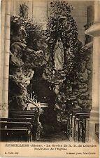 CPA  Étreillers (Aisne) -La Grotte de N.D. de Lourdes Intérieur de ...  (202073)