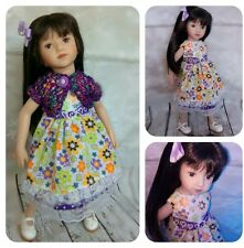 """Hecho a mano Outfit fits Maru Mini PAL 13"""", Dianna Effner Little Darling 13"""""""