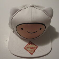 Adventure Time Hat Cap Jake and Finn Snapback Costume Comics Trucker Hat