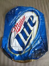 MILLER LITE INFLATABLE BLOW UP BEER Can  Man Cave Party Decoration (PG385)