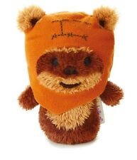 WICKET EWOK ITTY BITTYS STAR WARS PLUSH SOFT TOY 4.5 INCH DISNEY NEW GIFT