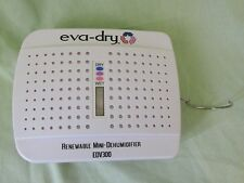 EVA DRY RENEWABLE MINI DEHUMIDIFIER EDV300 IN EUC!!!