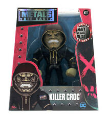 "4"" METALS Suicide Squad: Killer Croc in Hood (M111)"