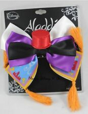 New Disney Aladdin Abu Magic Carpet Cosplay Costume Hair Bow Aligator Clip