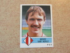 vintage collector PANINI FOOTBALL VOETBAL 1987 HOLLAND : BERRY VAN AERLE PSV