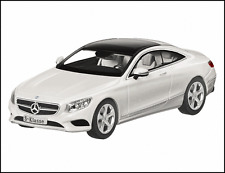 NOREV Mercedes Benz S-Klasse Coupe C217 White 1:43 DEALER EDITION**Nice**